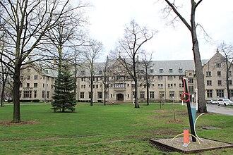 Marygrove College - Madame Cadillac Hall