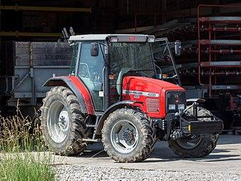 Traktorenlexikon: Massey Ferguson MF 4335 – Wikibooks, Sammlung ...