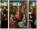 Master of St. Anna - Madonna and Child with saints and donors.jpg