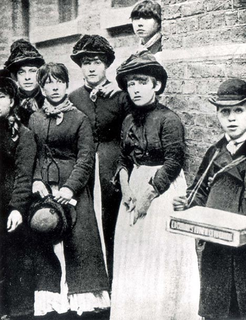 Matchgirls strike 1888 labour dispute in the UK
