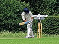 Matching Green CC v. Bishop's Stortford CC at Matching Green, Essex, England 21.jpg