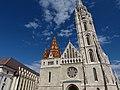 Matthias Church facade detail, 2013 Budapest (297) (13228054645).jpg