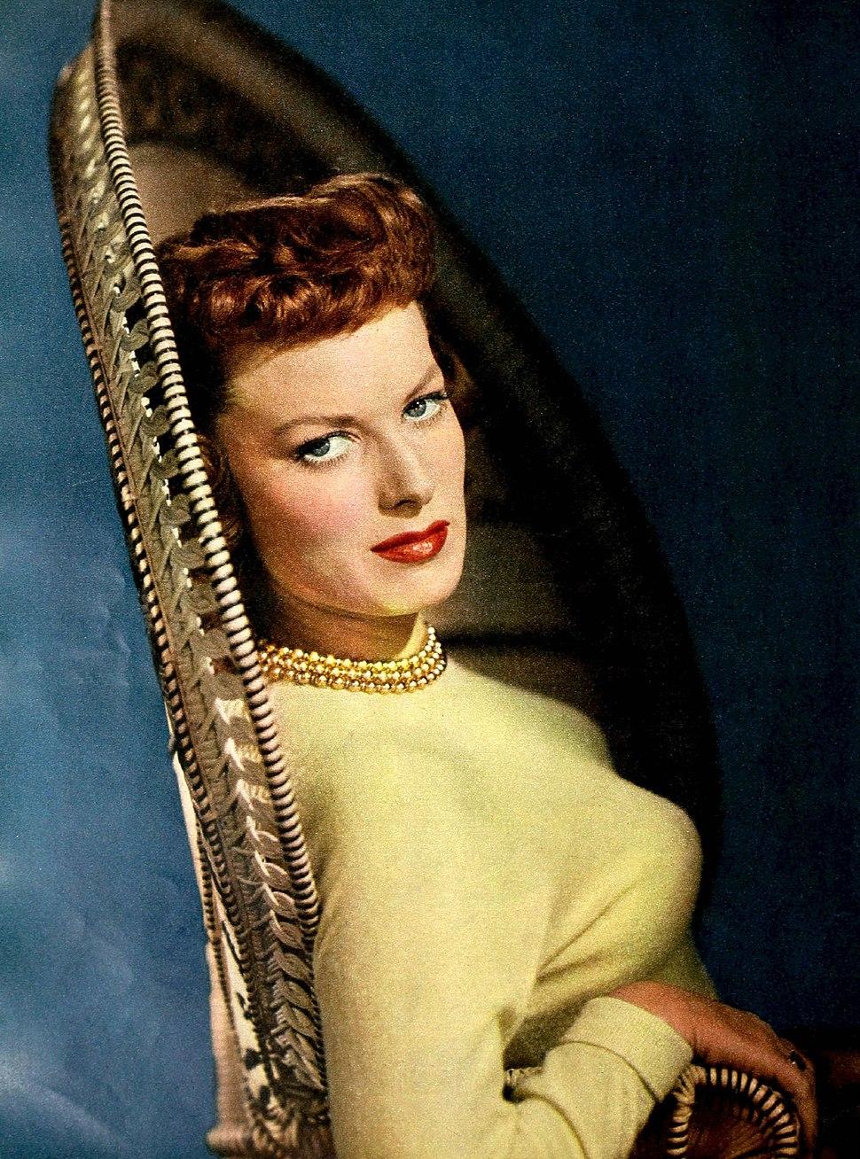 Maureen O'Hara 1950