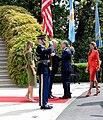 Mauricio Macri & Donald Trump at the White House 07.jpg