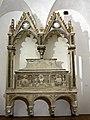 Mausoleo del conte antonio da montefeltro di scultore veneto.JPG