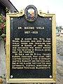 Maximo Viola historical marker.jpg