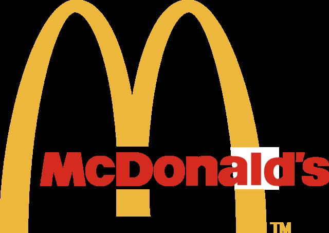 McDonald's 1968 logo