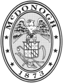 McDonogh School Seal.png