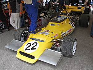 1972 Tasman Series - Graham McRae won the series driving a Leda GM1, similar to the McRae GM1 pictured