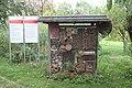Medicinal Plant Gardens Weleda Schwaebisch Gmuend Insect hotel.jpg
