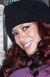 An image of Melina Perez .