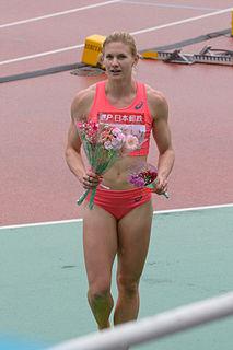 Melissa Breen Australian sprinter
