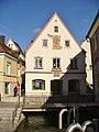 Memmingen - Stadtbach beim Rossmarkt (Town Stream by Horse Market) - geo.hlipp.de - 43429.jpg