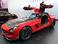Mercedes-Benz, SLS AMG GT FINAL EDITION, Front perspective view, at TMS2013.jpg