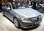 Mercedes-Benz E 350 CGI Coupé.JPG