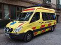 Mercedes Sprinter Ambulance in Malmo pic2.JPG