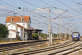 Image illustrative de l'article Gare de Merrey