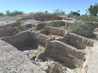 Mesa, Arizona - Mesa Grande Ruins