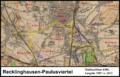 Messtischblatt 25 Recklinghausen-Paulusviertel 1907 vs 2013.png
