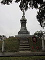 Metairie Cemetery Nov 2010 Soldier Wreath.JPG