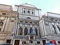 Methodist Central Hall, Westminster (Tothill St side) 3.jpg