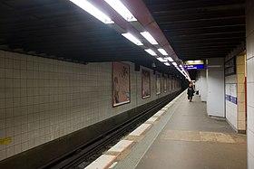 Парижский метрополитен — Википедия