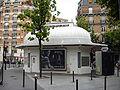 Metro de Paris - Ligne 3 bis - Saint-Fargeau 04.jpg