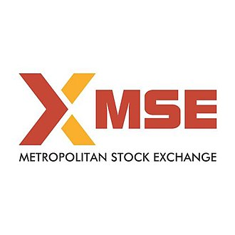 Metropolitan Stock Exchange - Image: Metropolitan Stock Exchange Metropolitan new logo
