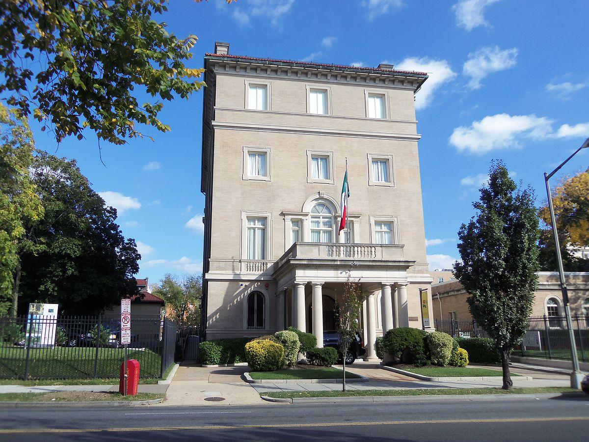 Embassy Of Mexico, Washington, D.C.