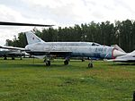 MiG Ye-152M (E166) at Central Air Force Museum pic3.JPG