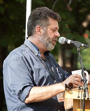 Michael Redhill - Redhill at the Eden Mills Writers' Festival