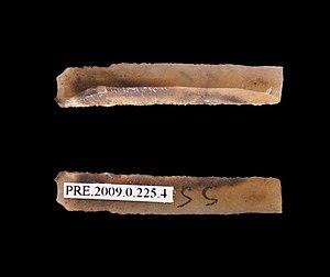 Microlith - Image: Microlame 0.225.4