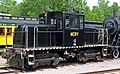 Mid-Continent Railway - 4 diesel locomotive (General Electric 45 ton switcher) 2 (19123230928).jpg