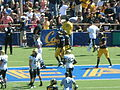 Mike Mohammed scores TD at Colorado at Cal 2010-09-11.JPG