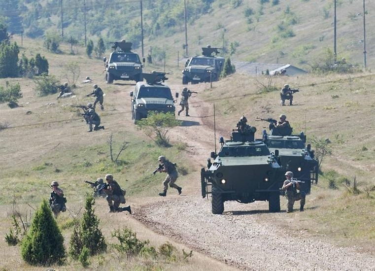 Military Montenegro 7