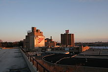 The Miller Brewery Complex In Milwaukee