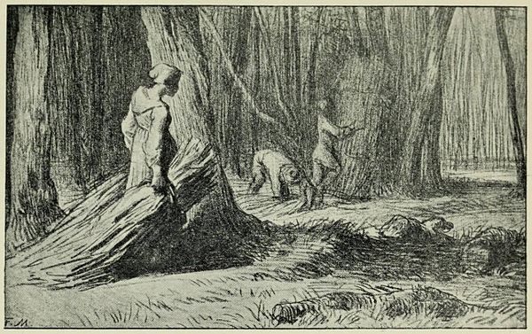 Millet by Romain Rolland - The Wood Gatherers.jpg