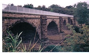 Laigh Milton Viaduct - Laigh Milton Viaduct in 1996