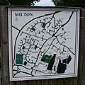 Milton Village map - geograph.org.uk - 823107.jpg