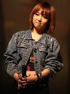 ミン (歌手) - Wikipedia