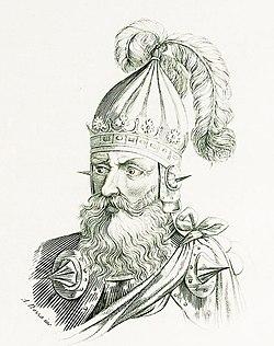 Mindoŭh. Міндоўг (1831) crop.jpg