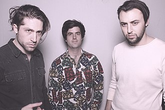 Mini Mansions - Mini Mansions, pictured in 2013