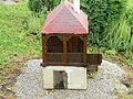 Miniature of the traditional Serbian house Serbia92.JPG