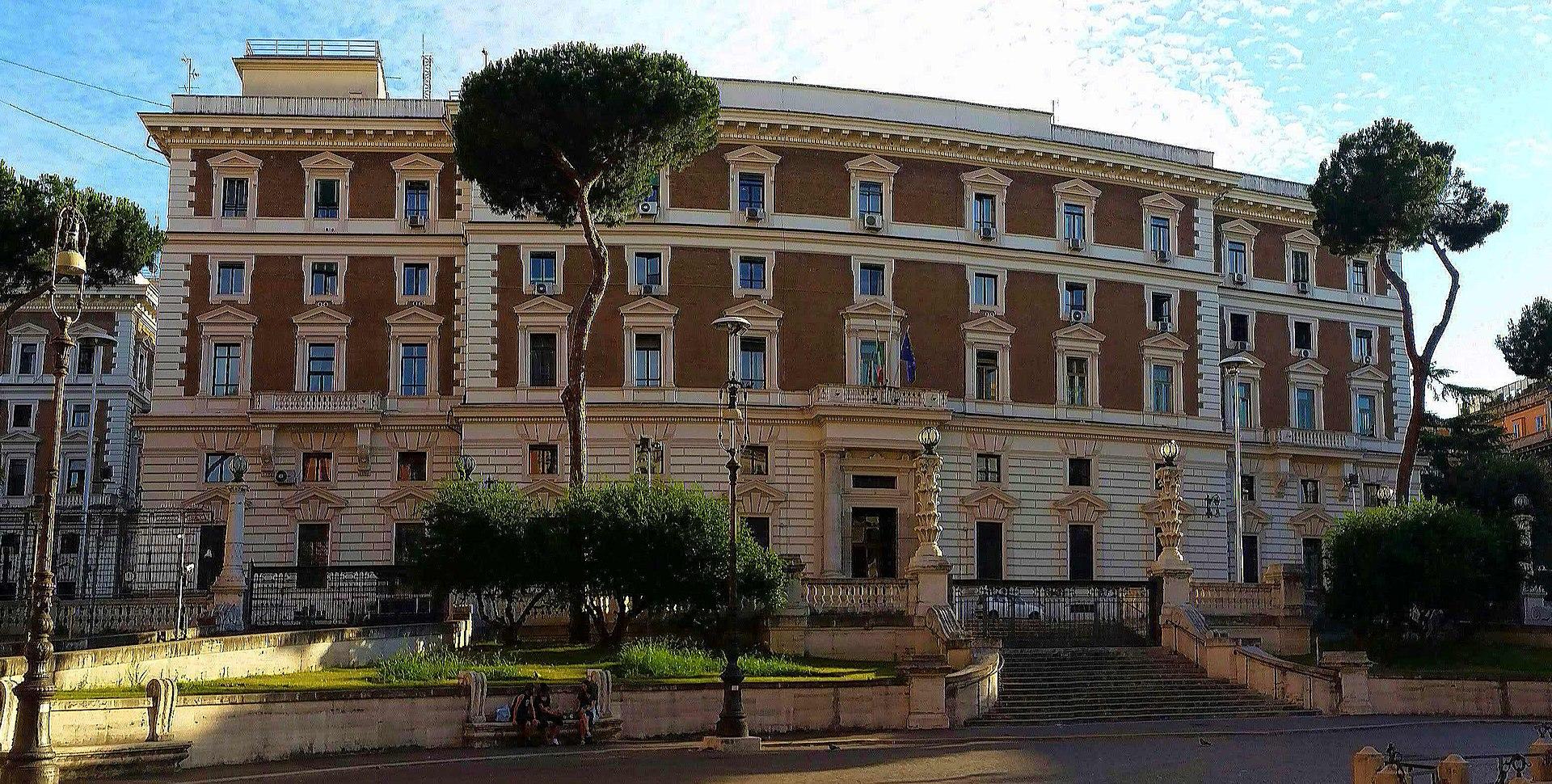 Ministero dell 39 interno wikipedia for Ministero interno r
