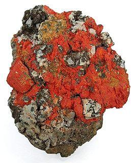 Minium (mineral)
