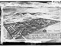 Mitcham Garden Suburb Adelaide (Charles C Reade) - birdseye view of the preliminary design for the South Australian Government(GN03657).jpg