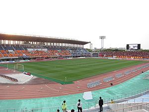 Paloma Mizuho Stadium - Image: Mizuho Stadium 1