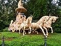 Model of Kapidhwaja(Arjuna's chariot).jpg