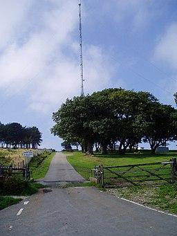 Moel y Parc Television Transmitter - geograph.org.uk - 241264