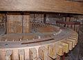 Molen De Victor, maalkoppel steenrondsel spoorwiel (1).jpg